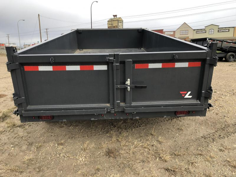 2021 Lamar Trailers DL8314027 Dump Trailer