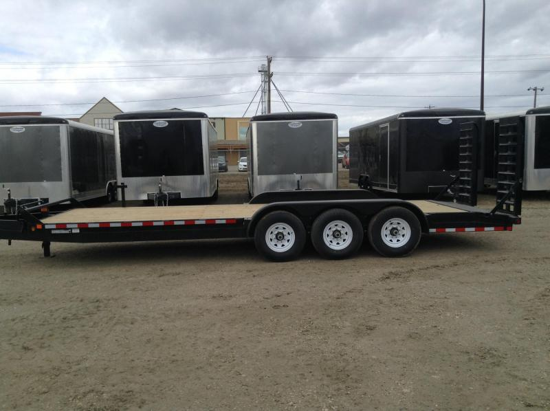 2019 Canada Trailers 24FT Equipement Trailer