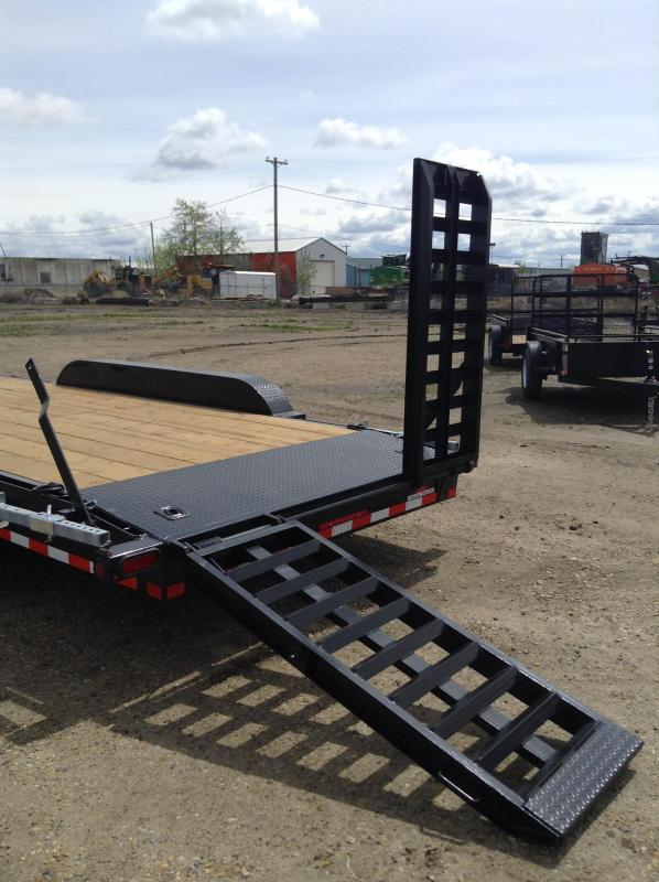 2021Canada Trailers 24FT Equipement Trailer