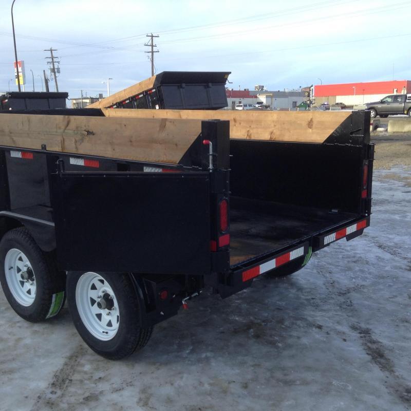 2021 Canada Trailers DT510-7K Dump Trailer