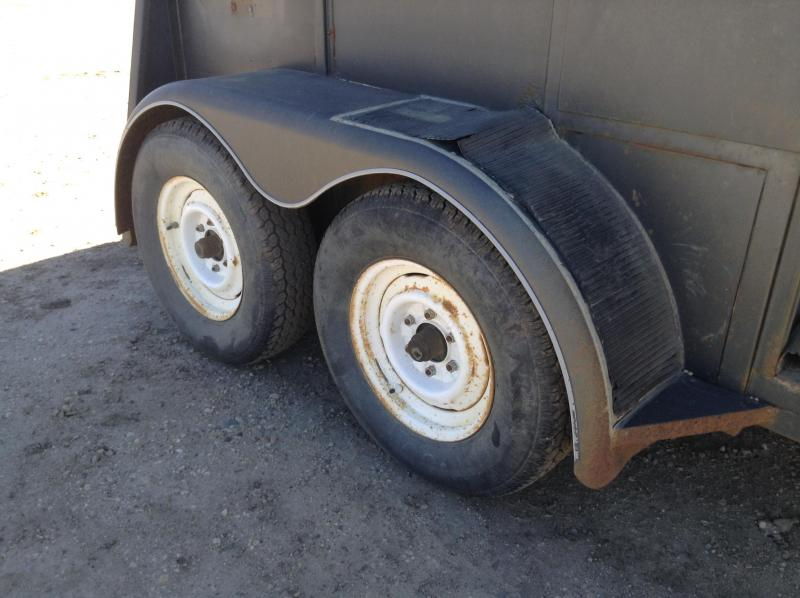 1980 Other STRAIGHT LOAD Horse Trailer