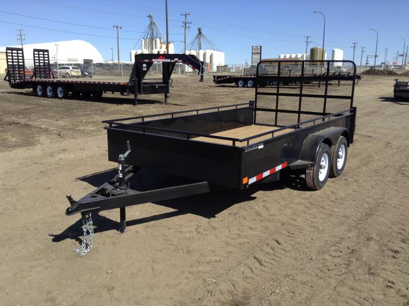 2021 Canada Trailers MT-UT612-3K Utility Trailer