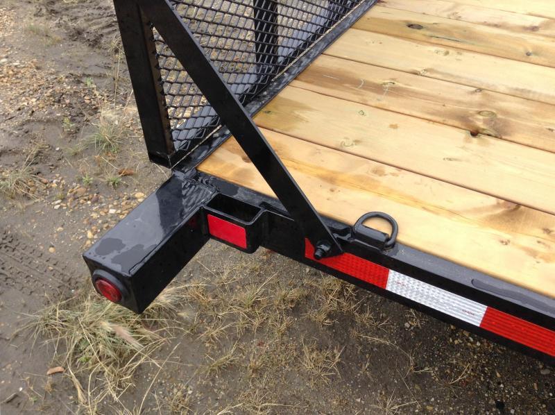 2021 Canada Trailers F714-3K Utility Trailer