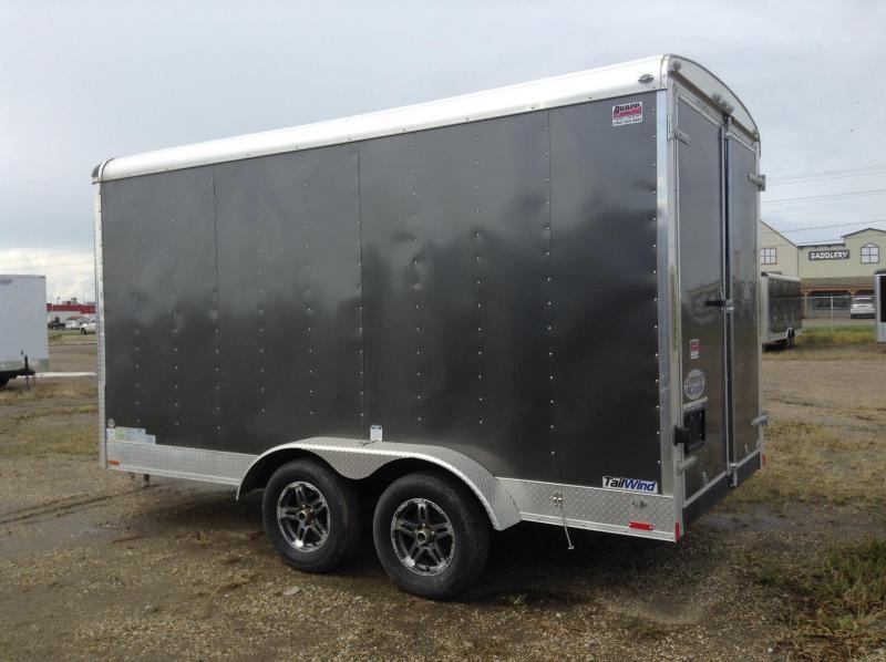 2019 Continental Cargo TW714TA2 Enclosed Cargo Trailer