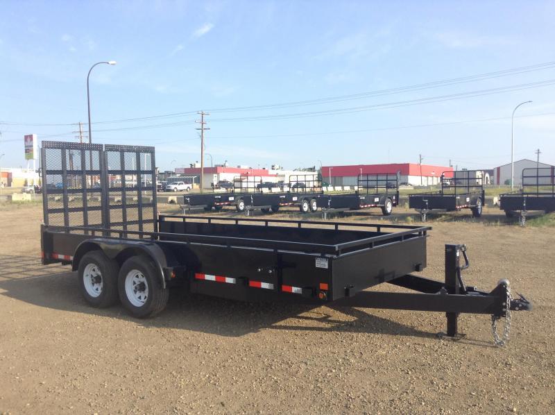 2021 Canada Trailers UT716-10K Utility Trailer