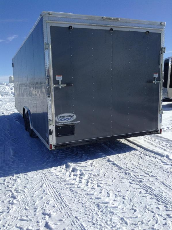 2021 Continental Cargo VHW8524TA3 Enclosed Cargo Trailer