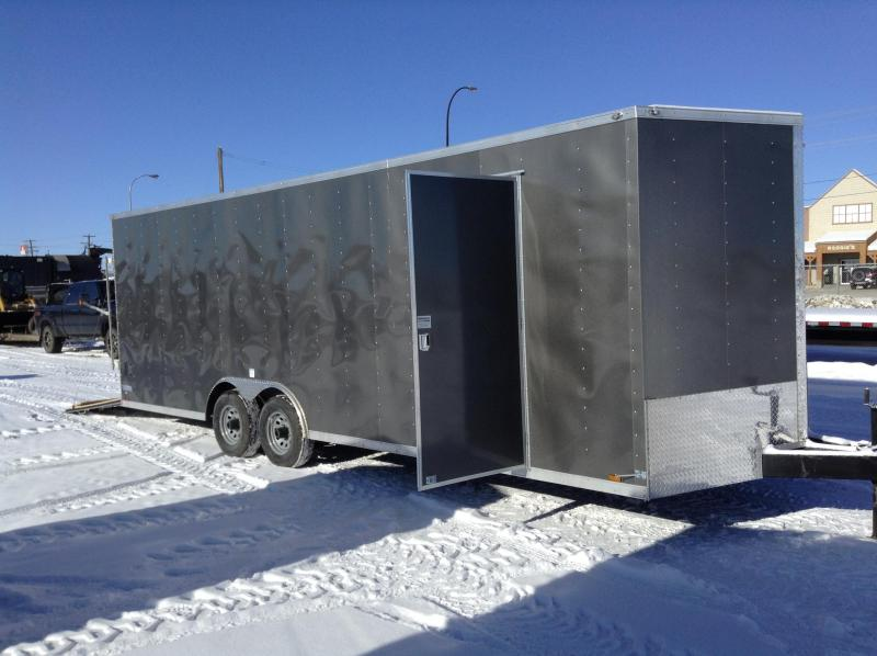 2021 Continental Cargo VHW8524TA3 Enclosed Cargo Trailer