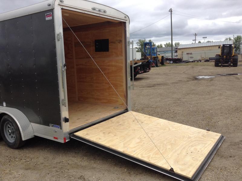 2019 Continental Cargo TW714TA2 Tailwind Enclosed Cargo Trailer