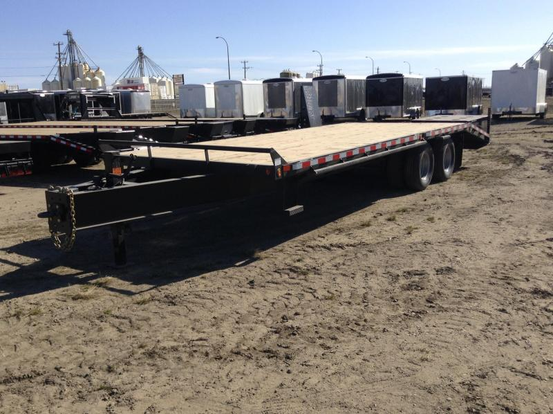 2021Canada Trailers 25FT 2X12K DECKOVER Equipment Trailer