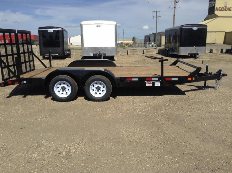 2021 Canada Trailers CE714-7K Car / Racing Trailer