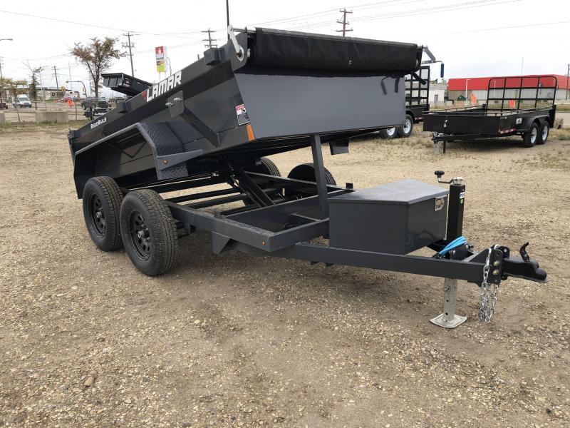 2021 Lamar 60' x10' Dump