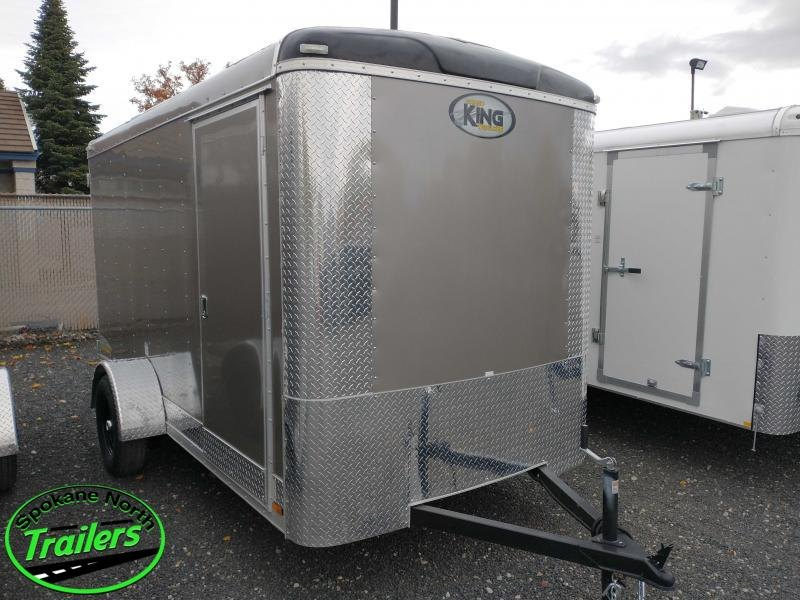 2022 Cargo King by Forest River Defender 6x12 Enclosed Cargo Trailer
