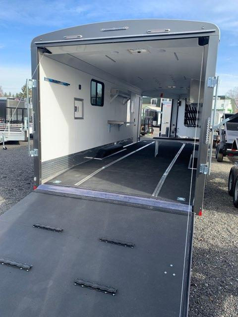 2021 Mirage 8.5X28 10K Snowmobile/Sport Trailer