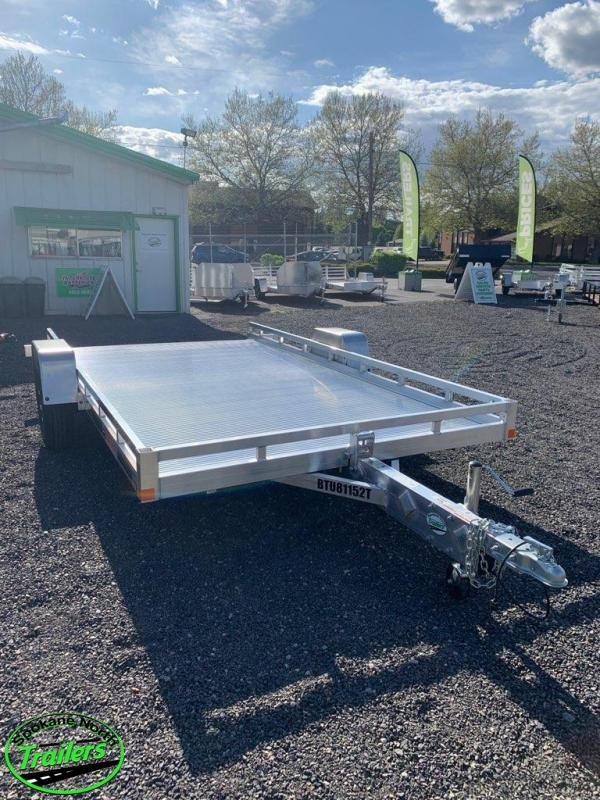 2021 Bear Track Products 7x12.6 ATV TILT Trailer