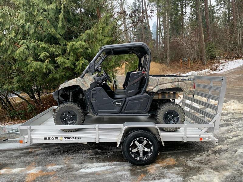 2021 Bear Track 6.5X12 Utility Trailer