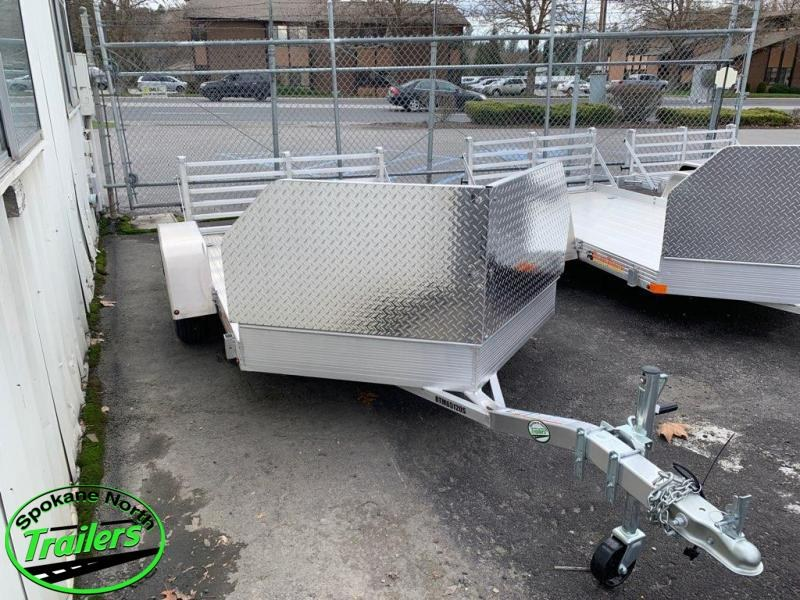 2021 Bear Track 5x10 Motorcycle Trailer