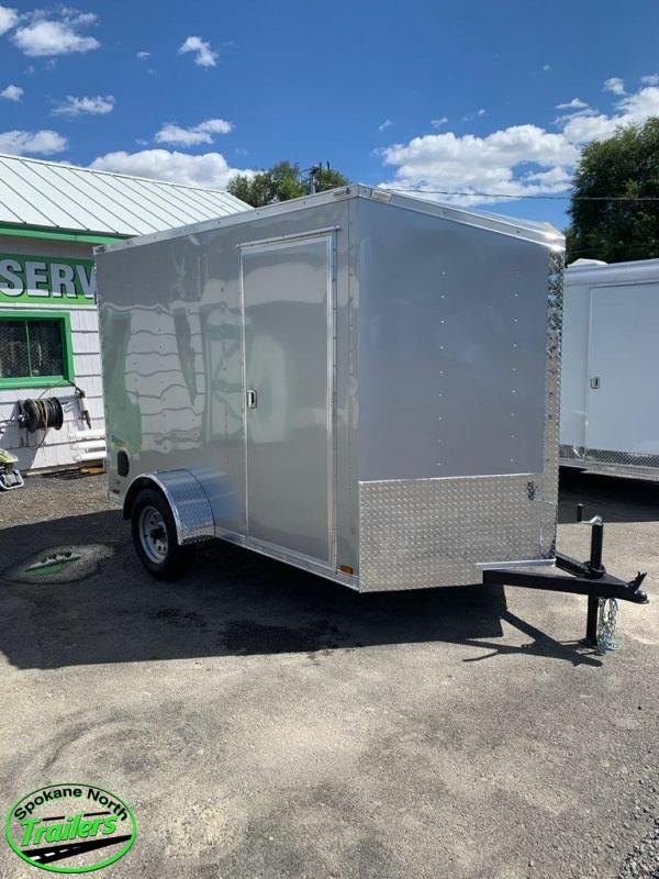 2021 Cargo King by Forest River Nomad 6x10 Cargo Enclosed Cargo Trailer