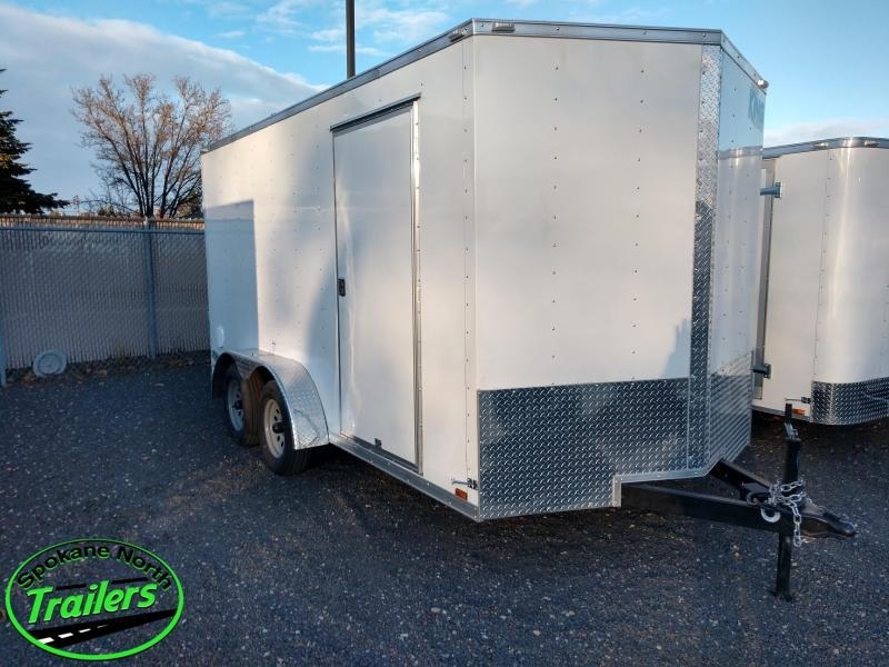 2021 Cargo King by Forest River Nomad 7x14 Cargo Trailer