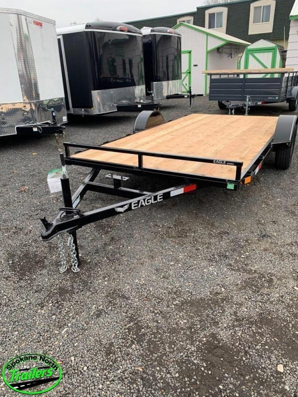 2021 Eagle Trailer 6.5x13 ATV TRAILER
