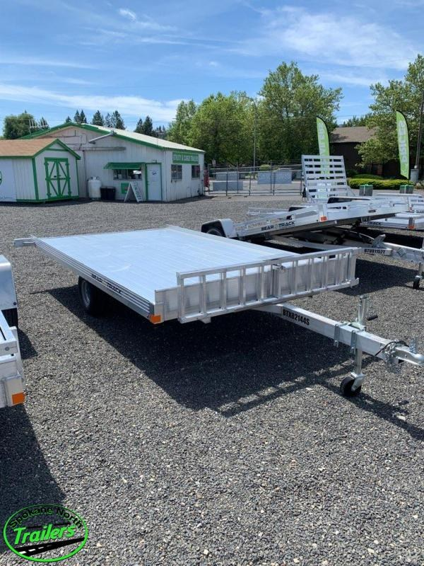 2021 Bear Track Products BTX 7X14 ATV Trailer
