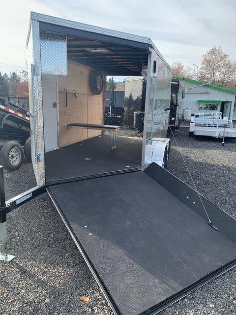 2020 Mirage 7x16 XPLORER Snowbike/Snowmobile Carg Enclosed Cargo Trailer