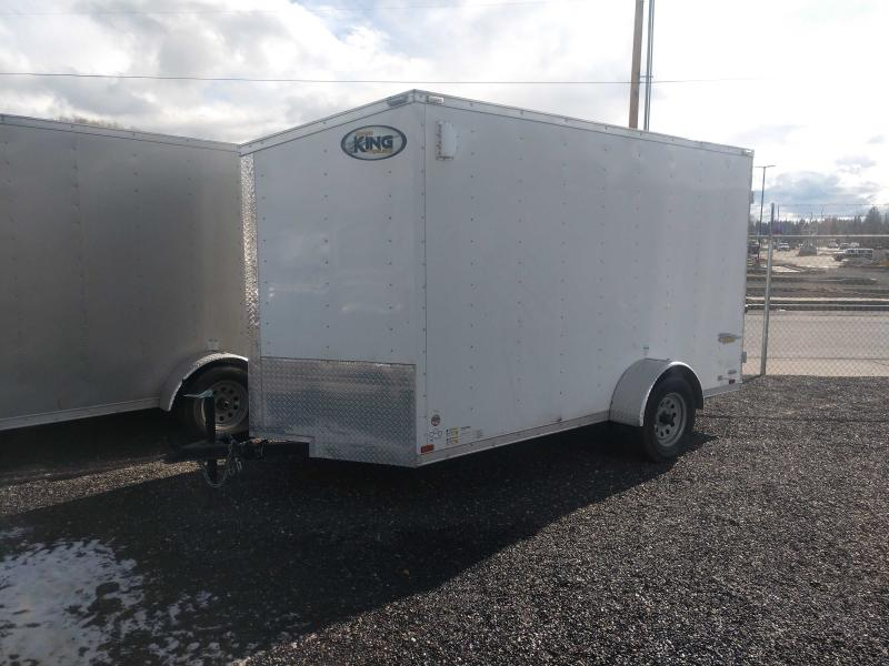 2021 Cargo King by Forest River Nomad 6x12 Cargo Enclosed Cargo Trailer