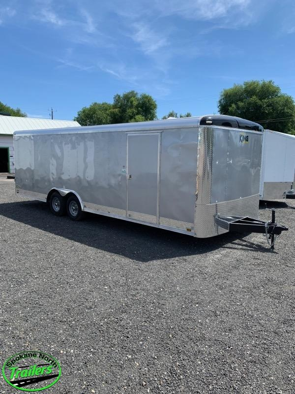 2021 Cargo King by Forest River Defender 8.5x24 10k Car/Racing Trailer Car / Racing Trailer
