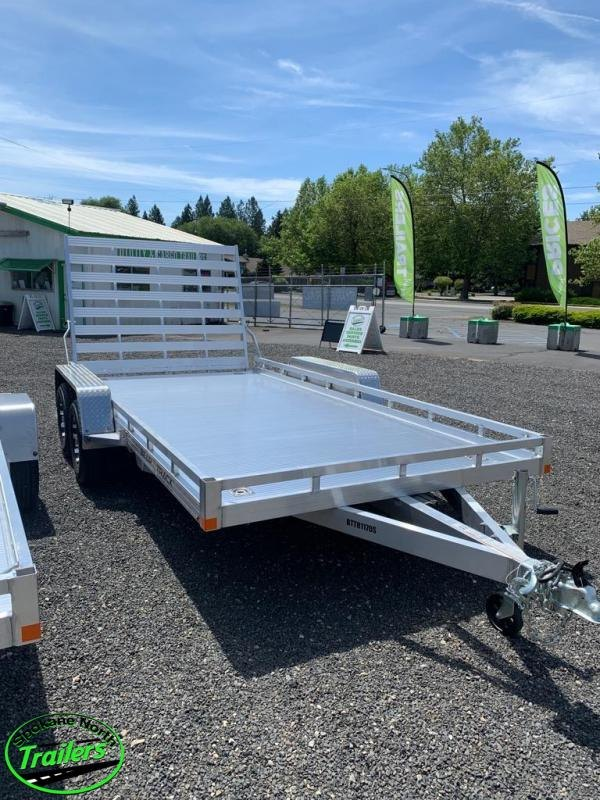 2021 Bear Track 7x14 HD Utility Trailer