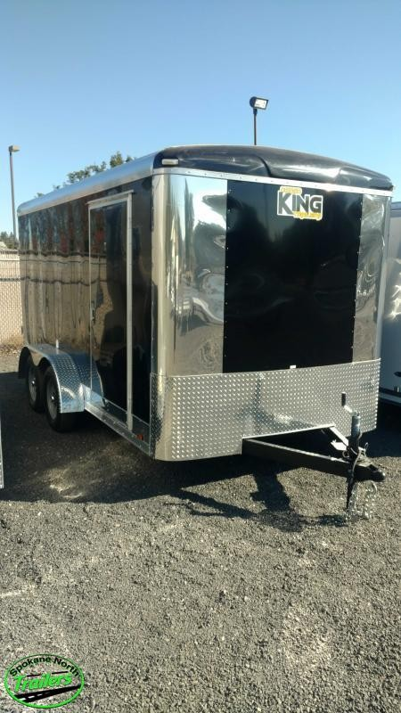 2021 Cargo King by Forest River Defender 7x14 Cargo Trailer