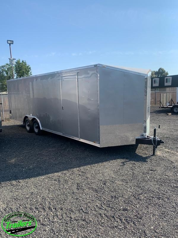 2021 Cargo King by Forest River 8.5x24 10k Auto Car Car / Racing Trailer