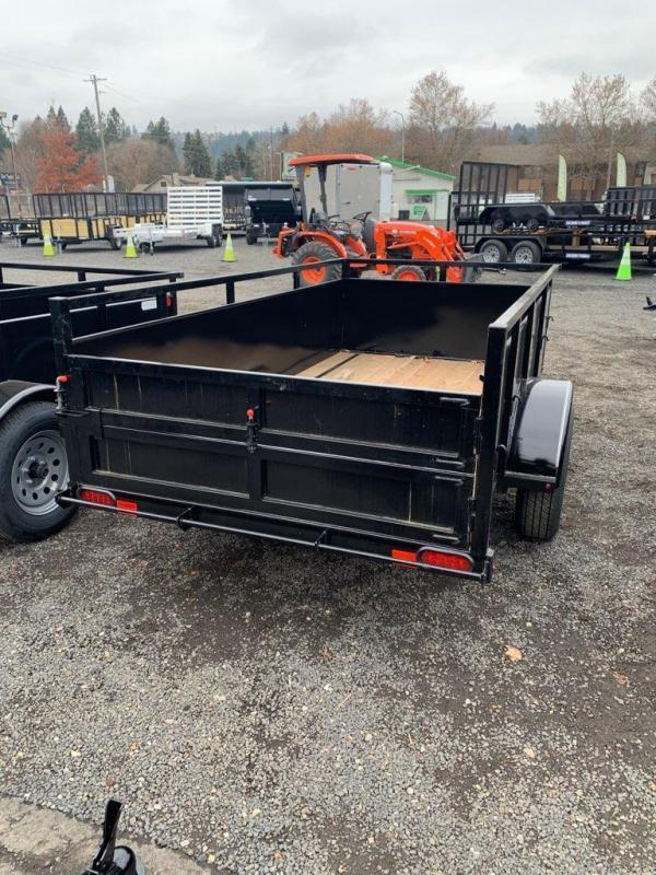2021 Eagle Trailer Falcon Lightspeed 5x10 Landscape Utility Trailer