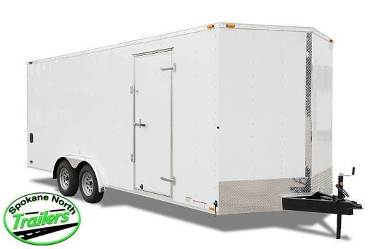 2021 Cargo King by Forest River 8.5x20 Enclosed Cargo Trailer