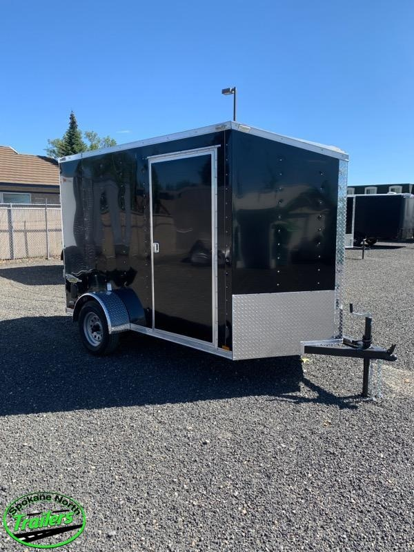 2021 Cargo King by Forest River Nomad 6x10 Enclosed Cargo Trailer