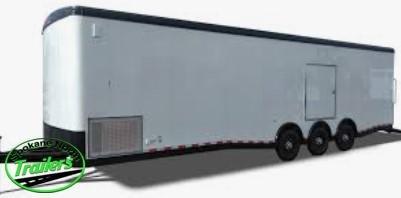 2021 Mirage Trailers XL714TA2 Enclosed Cargo Trailer