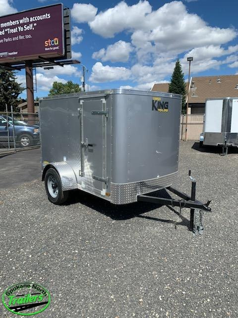 2021 Cargo King CARGO KING By Forest River Lancer 5x8 Cargo Trailer