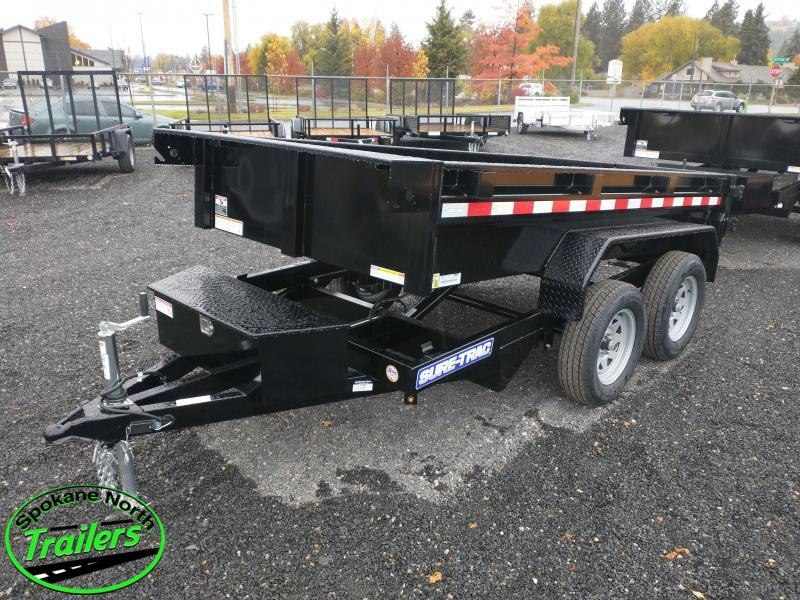 2022 Sure-Trac 5x10 LProfile Dump 7K Single Ram