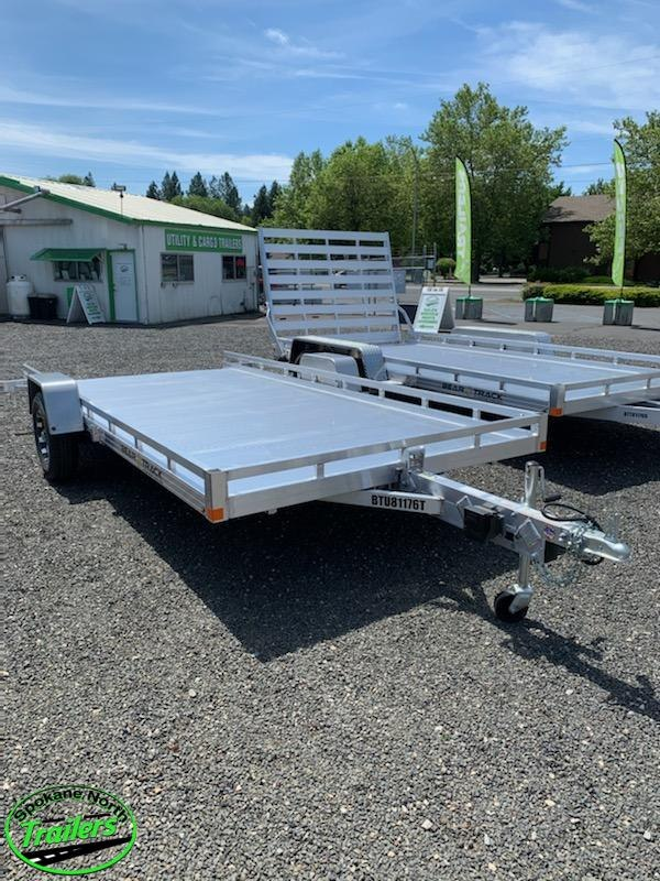 2021 Bear Track Products 7x14 ATV TILT Trailer