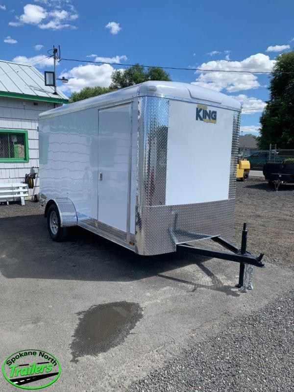 2021 Cargo King by Forest River Defender 6x12 Enclosed Cargo Trailer