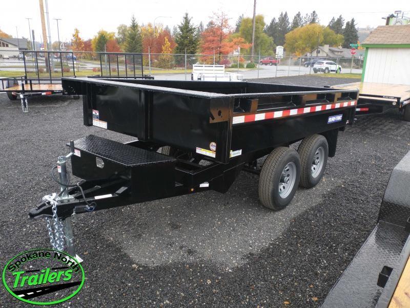 2022 Sure-Trac 6X10 Deckover Dump 10K Single Ram