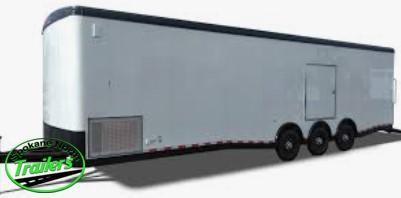 2021 Mirage Trailers XL712SAB5.2K Enclosed Cargo Trailer
