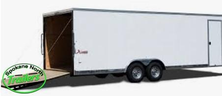 2022 Mirage Trailers XPS8.518TA2 Enclosed Cargo Trailer