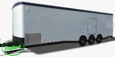 2021 Mirage Trailers XL612TA2 Enclosed Cargo Trailer