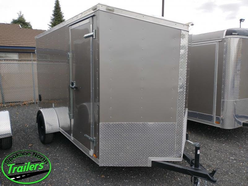2022 Cargo King by Forest River Nomad 6x12 Cargo Enclosed Cargo Trailer