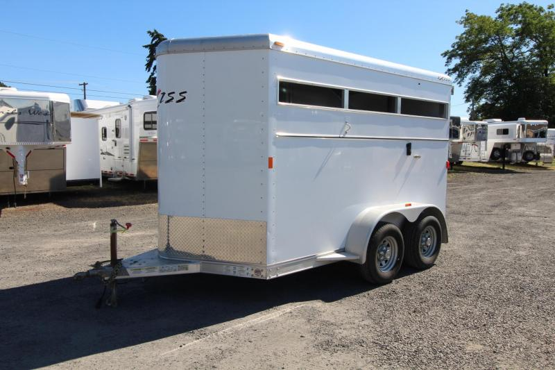 2016 Exiss Expess 2H Straight Load Horse Trailer