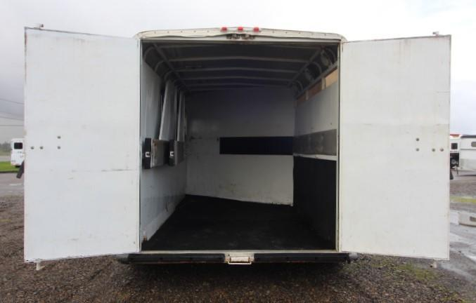 Used 2003 Charmac Trailers 3 Horse Bumper Pull-Drop Down Windows-Aluminum Roof