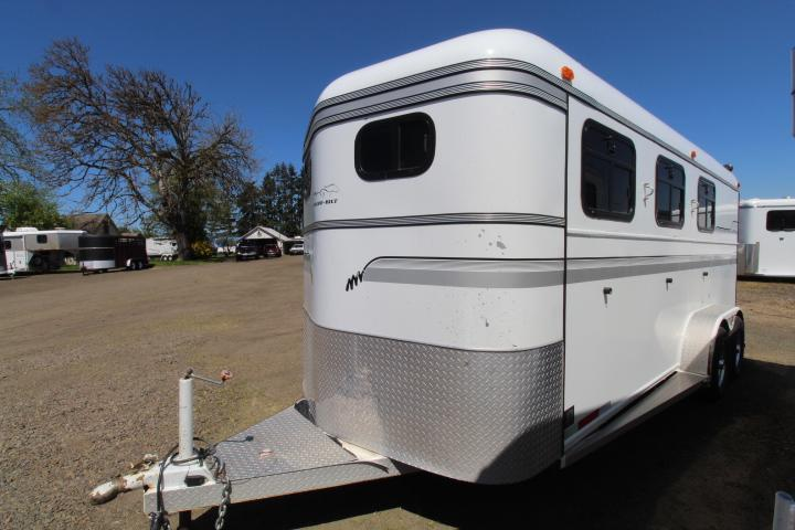 1999 Thuro-Bilt ON CONSIGNMENT-3 Horse BP-Excellent Con.-Drop Down Windows
