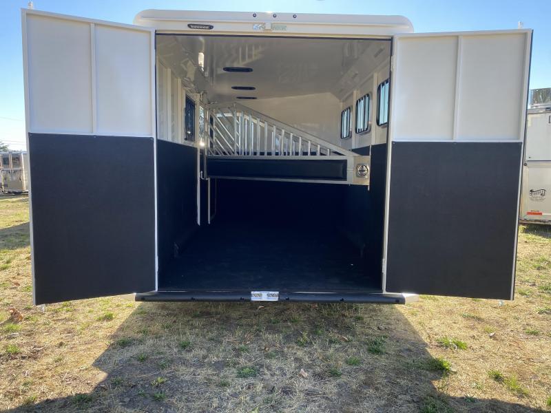 2022 Trails West Classic BP Horse Trailer