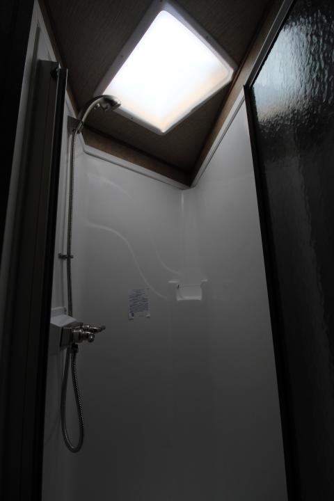 2021 Merhow Trailers 7307 Next Generation - Jack Knife Sofa - Power Awning - LED Load Lights - Escape Door