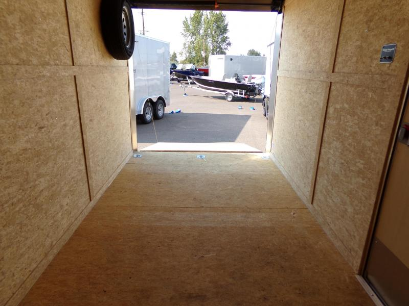 2022 Compass 7x14 Jasper Enclosed Cargo Trailer
