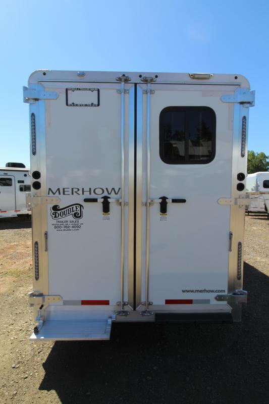 2021 Merhow  7311 Horse Trailer